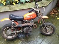Italjet bike