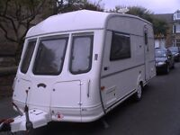 Vanroyce 470 ET 2 Berth Caravan,1998, Chris registered 1 Owner, Excellent condition throughout