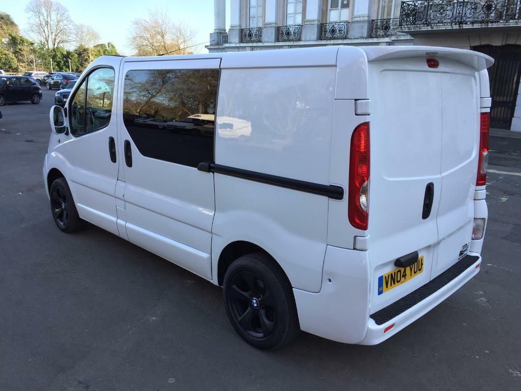 d921a0085d Vauxhall Vivaro 1.9 cdti 75k swb day van   camper van renault Trafic ...