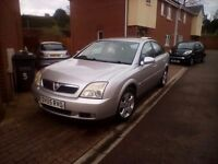 Vauxhall vectra 2.2 design automatic.full mot.service history.great condition 2005