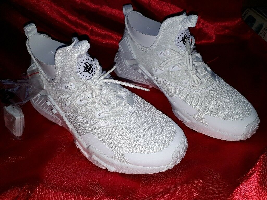 Nike Air Huarache Drift Breathe - White - Uk 8  f3c57b3a6