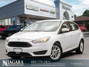 2015 Ford Focus SE | HATCHBACK | AUTO | LOW KMS | FUEL SAVER
