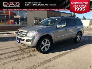 2009 Mercedes-Benz GL-Class GL320 BLUETEC NAVIGATION/LEATHER/7 P