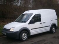 Ford Transit Connect T230 L110 1800cc Turbo Diesel. Excel Cond. LWB Long wheel base. High roof. .