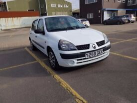 Renault Clio 1.2 Authentique - Very Low Miles and Long MOT