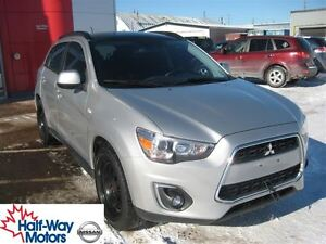2013 Mitsubishi RVR GT (S-CVT) | Value and Efficiency!