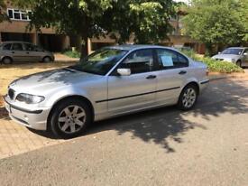 BMW 3 Series 316i SE 4dr