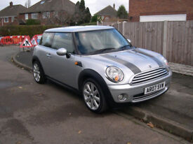 Mini Cooper 2007 - Full Service History - Extremely Clean Car - Half Leather Seats