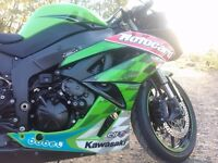 Kawasaki ZX600 RBF Low Mileage. Excellent condition