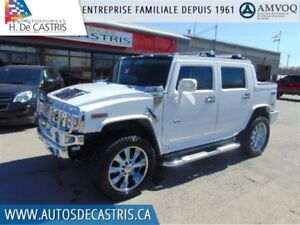 2006 Hummer H2 SUT *SEWELL EDITION, NAVI, CUIR, TOIT