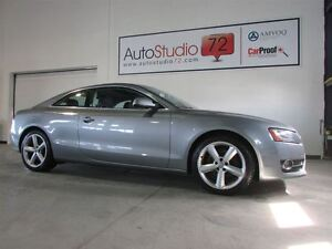 2010 Audi A5 3.2L (Tiptronic) AWD**TOIT PANO**PUSH START**BOSE