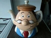 Tetley tea pot as new