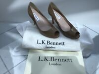 Brand New L K Bennett Shoes Size 37.5 - ( 4 1/2 ) for sale for sale  Costessey, Norfolk