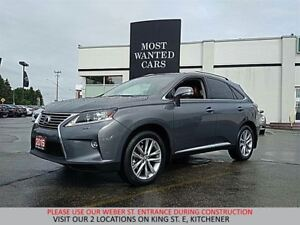2015 Lexus RX 350 NAVIGATION | 4 NEW TIRES | MOCHA LEATHER |