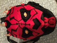 Star Wars Darth Maul Rusk-sack with Tag