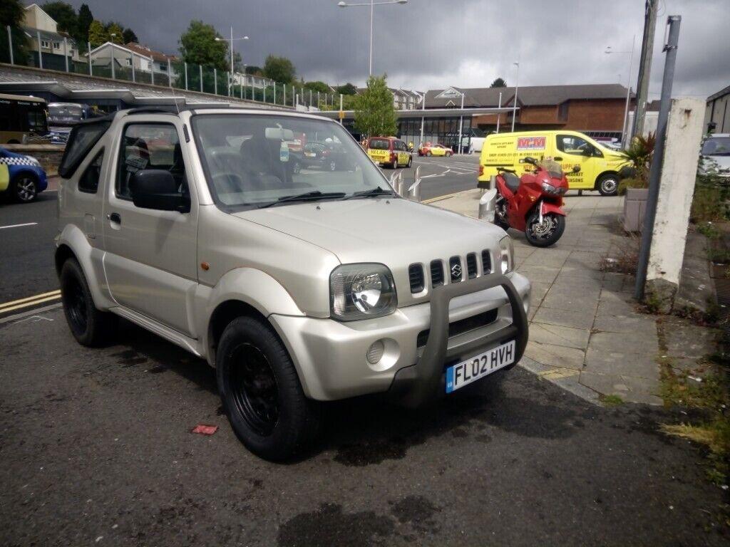Suzuki jimny 1 3 £1200 Ono part ex considered | in Newbridge, Newport |  Gumtree
