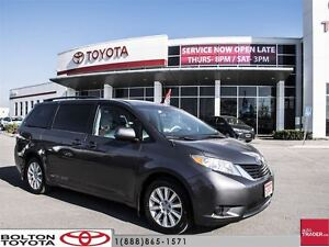 2012 Toyota Sienna LE AWD 7-Pass V6 6A ALL Wheel Drive, Just IN