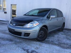 2012 Nissan Versa LOCAL VEHICLE, BLUETOOTH.