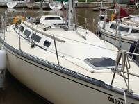 Sailboat S2 9.1 (1984) Racer/cruiser
