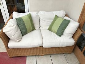 Conservatory furniture - sofa