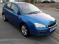Ford Focus Sport 2007 , 1.6 petrol , 5 doors, Long MOT