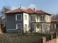DETACHED HOUSE WITH BIG PLOT OF LAND 3700M2 FOR SALE IN BULGARIA. MONTLY PAYMENT PLAN AVAILABLE.