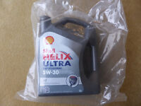 5ltr 5W-30 Shell Helix Ultra Professional AF Engine Oil- for Ford and Jaguar Land Rover
