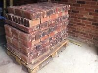 375 NEW bricks - Weinerberger Terca Milano Red Bricks (65mm)