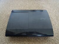 Used ps3 for sale with choice of 10 games