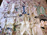 Bundle 2 Baby Boy Newborn Clothes