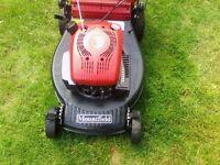 Petrol Lawn mowers wanted.