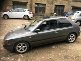 Mazda 323 turbo conversion