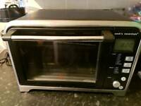 QVC toaster oven