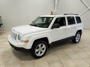 2012 Jeep Patriot North 4x4 *MAGS 17P*CRUISE*BANCS CHAUFF*
