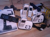 PANASONIC,CORDLESS, PHONES,CLEAR FURNITURE,CHESTS ELECTRICALS MUST GO