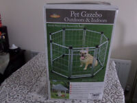 PET GAZEBO - for indoor / outdoor use. Also ideal for caravanning/vacationing.