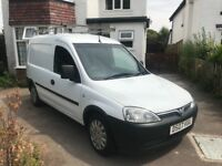 VAUXHALL COMBO VAN GREAT CONDITION MOT UNTIL AUGUST 2019
