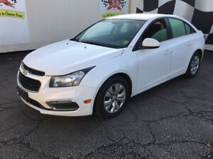 2015 Chevrolet Cruze 1LT, Automatic, Bluetooth,