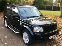 **LAND ROVER DISCOVERY 3. 2.7L HSE - WITH DISCOVERY 4 FACELIFT **