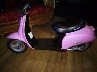 Razor bella scooter