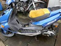Aprilia sr 50 cc moped spares