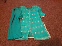 Asian clothes for girl 1-2 year size 22 /24