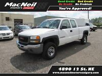 2004 GMC SIERRA 2500HD - You're Approved!