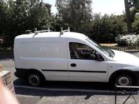 Vauxhall Combo Van.A/C.sortimo racking.