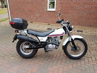Suzuki Van Van 125cc, low mileage, great condition, excellent runner!