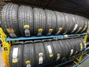 225/40R18 PIRELLI PZERO *RFT SET OF FOUR BRAND NEW INSTALLED AND BALANCED CALL NOW!!!