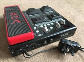 Loop Pedal Vox VDL-1, dynamic looper