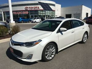 2013 Toyota Avalon HARD TO FIND AND SUPER CLEAN XLE!