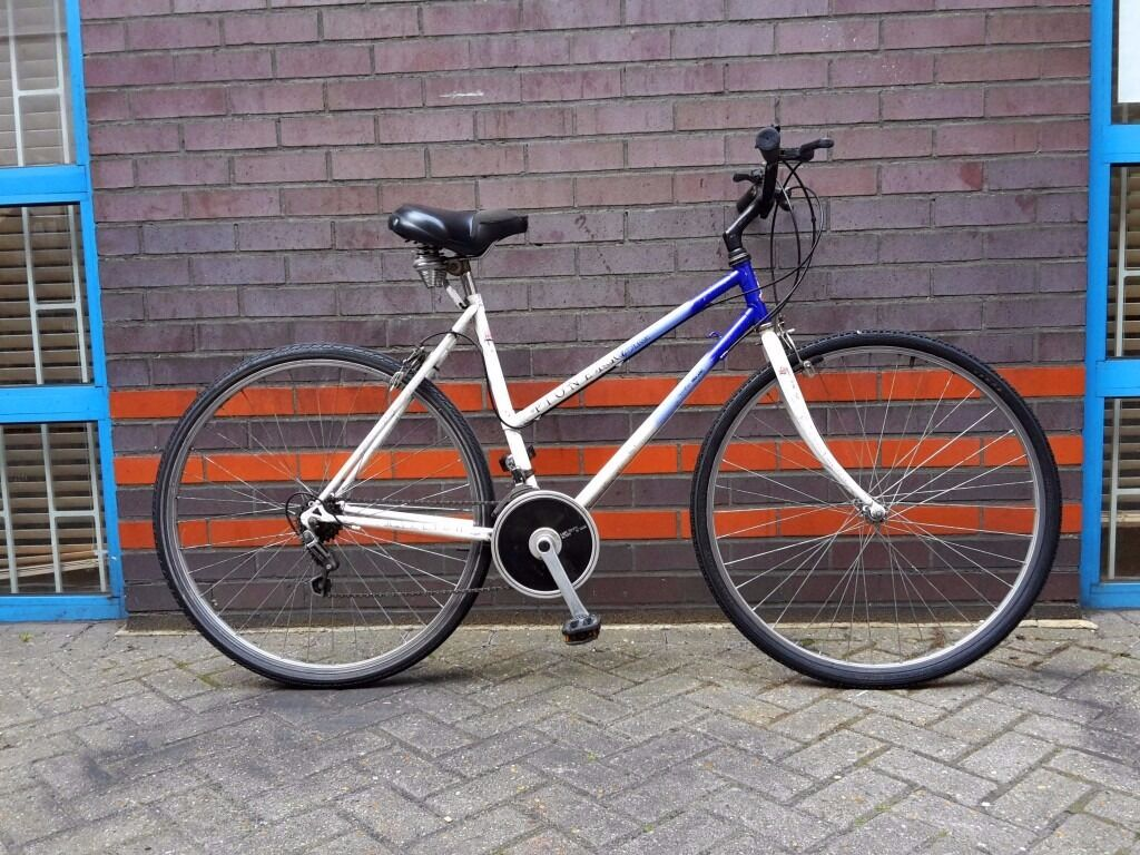 CHEAP hybrid bike. Fully working. Made in England. Solidin Notting Hill, LondonGumtree - Raleigh Pioneer hybrid bike. One of the latest British manufactured Raleighs, made in Nottingham (they are made in the far East now as the vast majority of bikes today!). British made Raleighs are known to be of excellent quality, bombproof and with...
