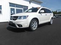 2013 Dodge Journey R/T AWD! LEATHER! ROOF! 24KM!